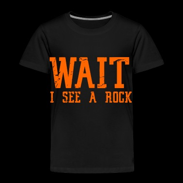 Funny t-shirt for all geologists / geologists - Kids' Premium T-Shirt