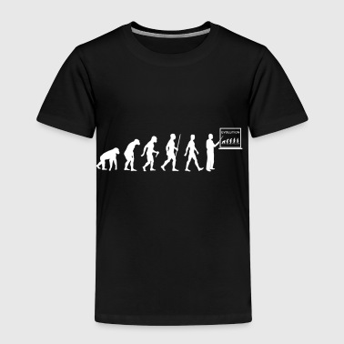 Biology teacher evolution gift - Kids' Premium T-Shirt