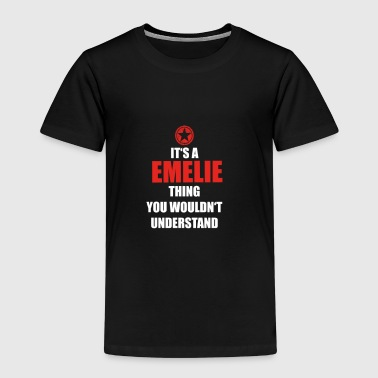Gift it sa birthday thing understand EMELIE - Kids' Premium T-Shirt