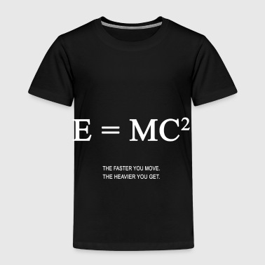 E=MC2 - T-shirt Premium Enfant