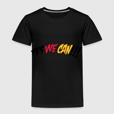 2541614 14947197 yes we can - Kinder Premium T-Shirt