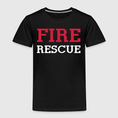 Fire Rescue - Kids' Premium T-Shirt