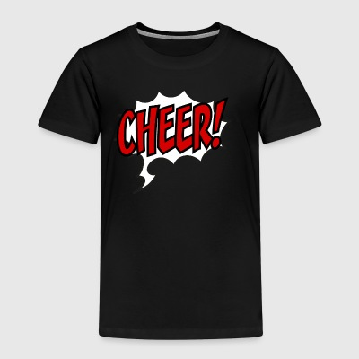 cheer - Kids' Premium T-Shirt