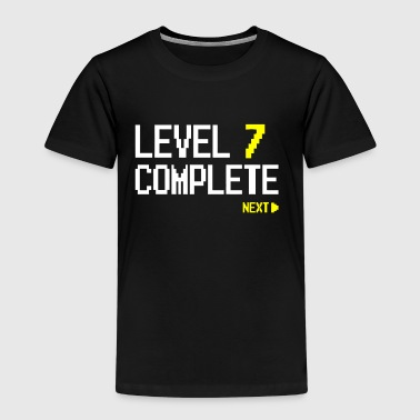 Level 7 Complete Next - Kids' Premium T-Shirt