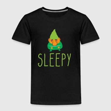 Sleepy Dwarf - Kids' Premium T-Shirt