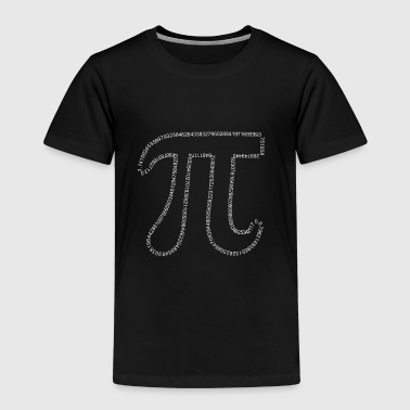 Math nerd - The circle number Pi - Mathematics - Kids' Premium T-Shirt