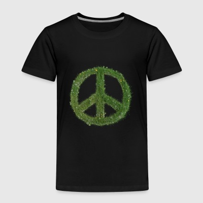 Peace - Pelouse - T-shirt Premium Enfant