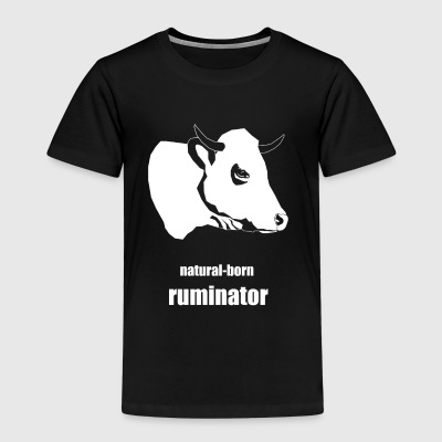 natural-born ruminator - Kids' Premium T-Shirt