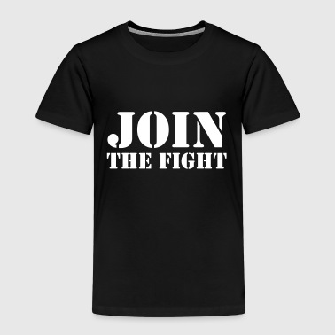 Join the fight / People / Peace / Revolution - Kids' Premium T-Shirt