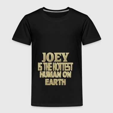 Joey - Premium-T-shirt barn