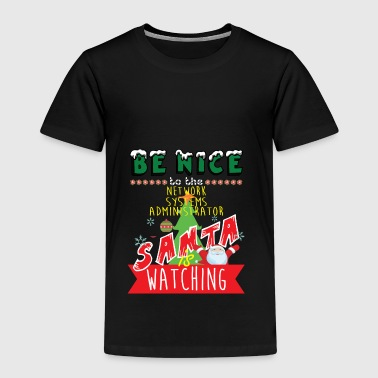 Network Systems Administrator Christmas Gift Idea - Kids' Premium T-Shirt