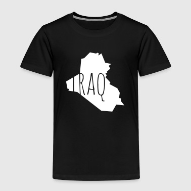 Iraq - Kinder Premium T-Shirt