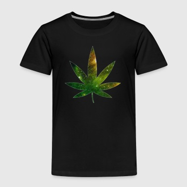 Pot Leaf - Kids' Premium T-Shirt