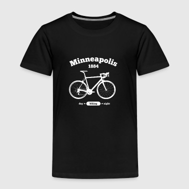 Bicycle Minneapolis - Kids' Premium T-Shirt