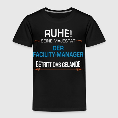 Facility - Manager Beruf - Kinder Premium T-Shirt