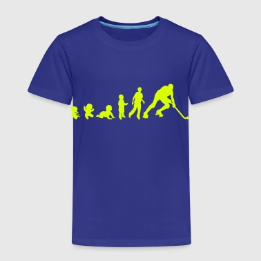 evolution rink hockey player1 bebe adult - T-shirt Premium Enfant