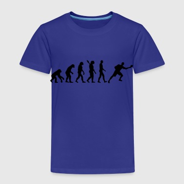 Evolution Tischtennis - Kinder Premium T-Shirt