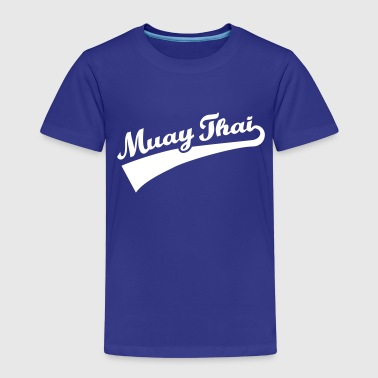 Muay Thai - Kinder Premium T-Shirt
