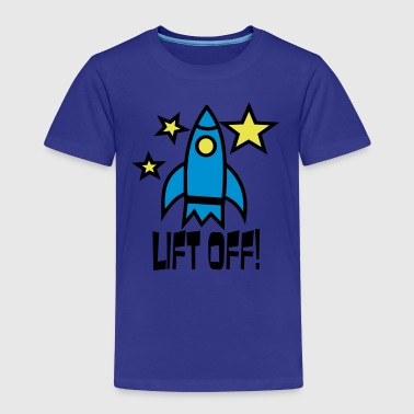 Rocket Lift Off - Kids' Premium T-Shirt