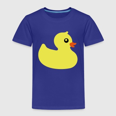 Rubber Duck - Kinder Premium T-Shirt
