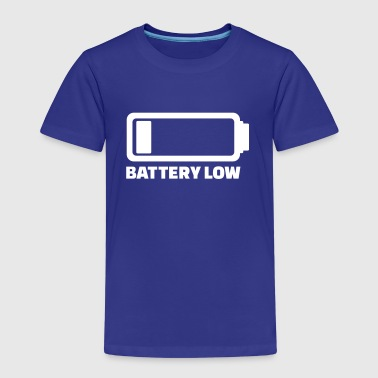 Batterie - Kinder Premium T-Shirt