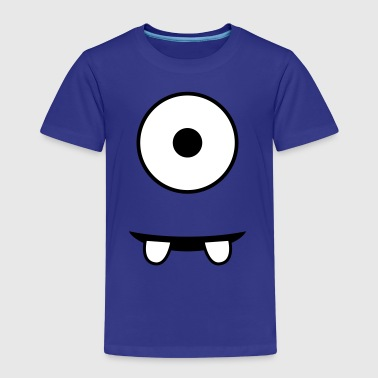 One Eyed Minion - Kids' Premium T-Shirt