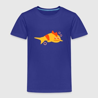 Blister  Swimmer - Kids' Premium T-Shirt