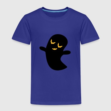 Cute bat ghost Halloween - Kids' Premium T-Shirt