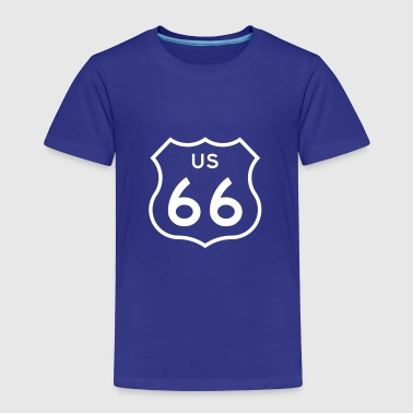 Route 66 - Kids' Premium T-Shirt