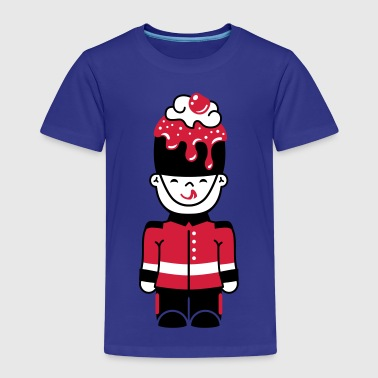 Babyshirt - London - Sweet royal guardian 3C - Kinder Premium T-Shirt