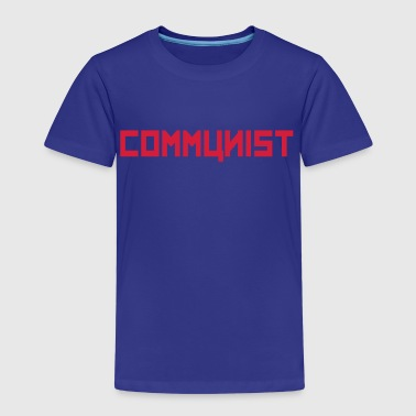 communist - Kinder Premium T-Shirt