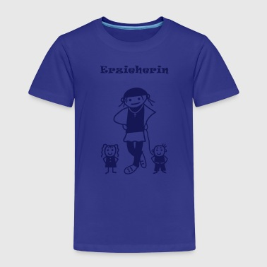 Erzieherin/Aupair - Kinder Premium T-Shirt