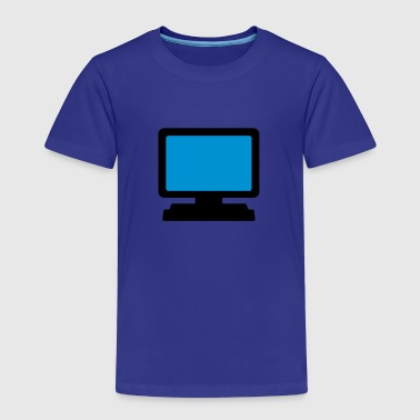 Monitor - Kinder Premium T-Shirt