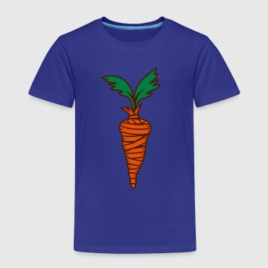 wrapped carrot - Kids' Premium T-Shirt