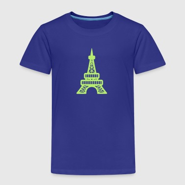 Eiffelturm in Paris - Kinder Premium T-Shirt