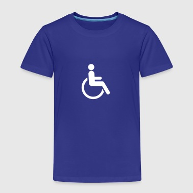Disabled - Kids' Premium T-Shirt