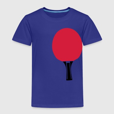 raquette tennistable pingpong racket1 - T-shirt Premium Enfant