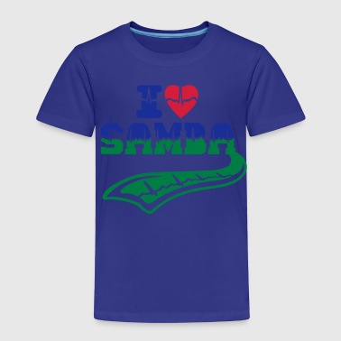 i love samba pulse tattoo - T-shirt Premium Enfant