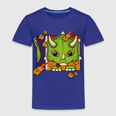TibouD'DINO (Design only) - T-shirt Premium Enfant