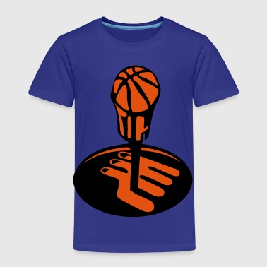 basketball levier vitesse automatique - T-shirt Premium Enfant