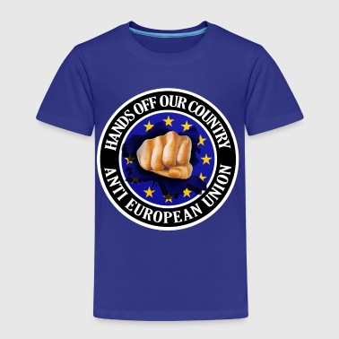 Anti EU - Fist - Kids' Premium T-Shirt