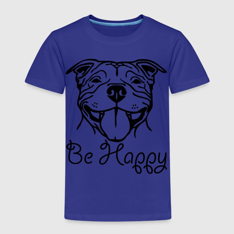 stafford © - www.dog-power.nl - Kinderen Premium T-shirt