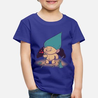 Collections Troll Hug - T-shirt Premium Enfant
