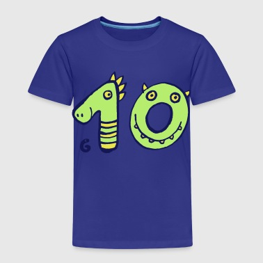 monster zehn - Kinder Premium T-Shirt
