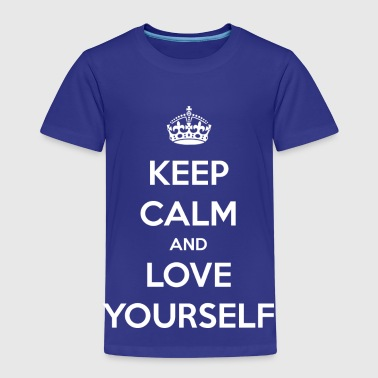 Love yourself / Love yourself / Gift - Kids' Premium T-Shirt