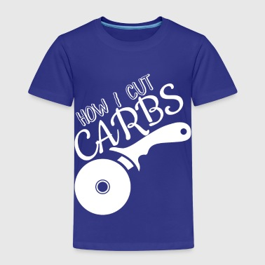 Low carb joke carbohydrates - Kids' Premium T-Shirt