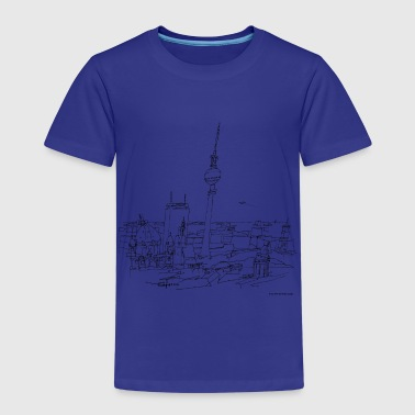 Berlin Panorama - Kids' Premium T-Shirt