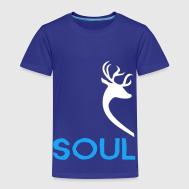 Shop Soul Mate MALE Couple Shirt Design - Kids' Premium T-Shirt