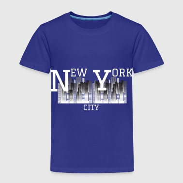 York New York City White - Kids' Premium T-Shirt