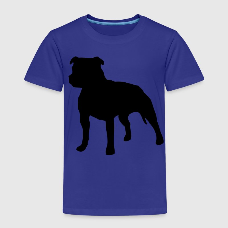 staffbullv1 - Kids' Premium T-Shirt